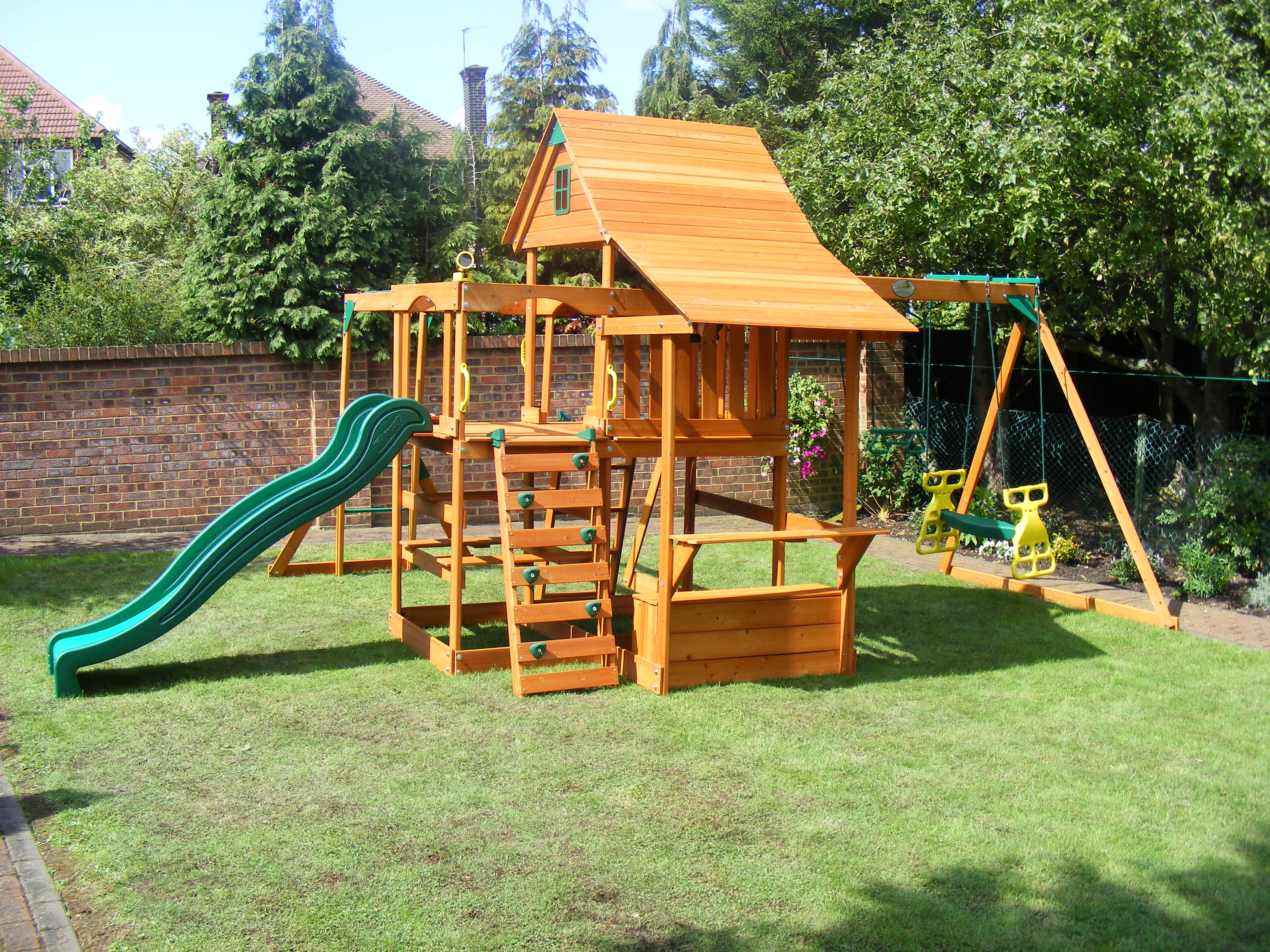 april 2011 archives climbing frame installer. Black Bedroom Furniture Sets. Home Design Ideas