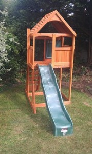 Climbing Frames Balmoral Climbing Frame Without Swing Beam Installer