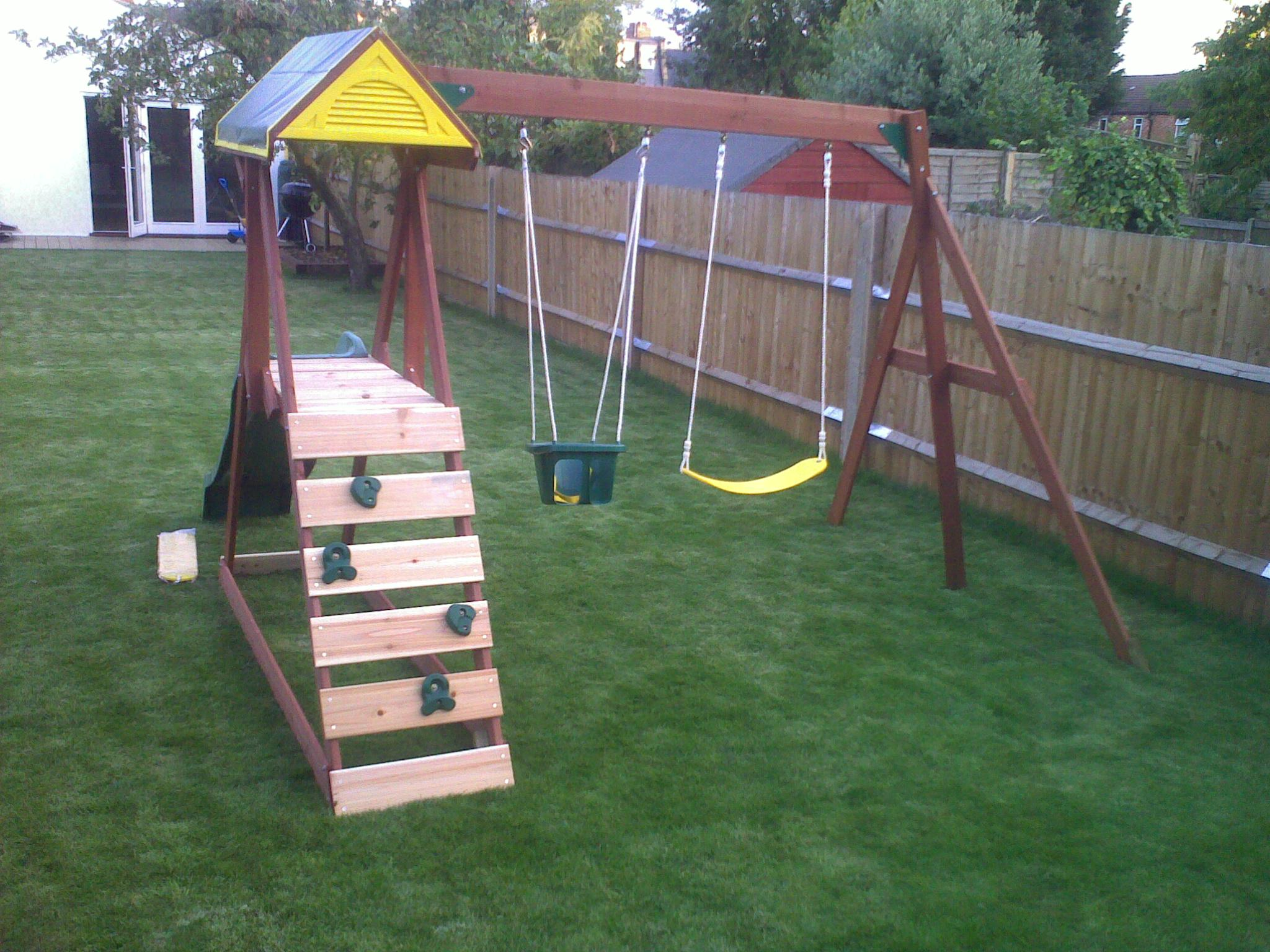 Build Archives Climbing Frame Installer