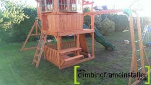 Climbing Frame Installer
