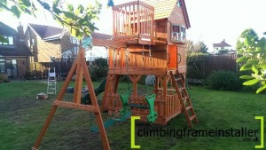 Climbing Frame Builders and Fitters