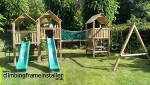 Choosing a Climbing Frames Play Installation