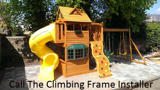 Selwood Products Climbing Frame Playhouse Packages - Climbing Frame ...