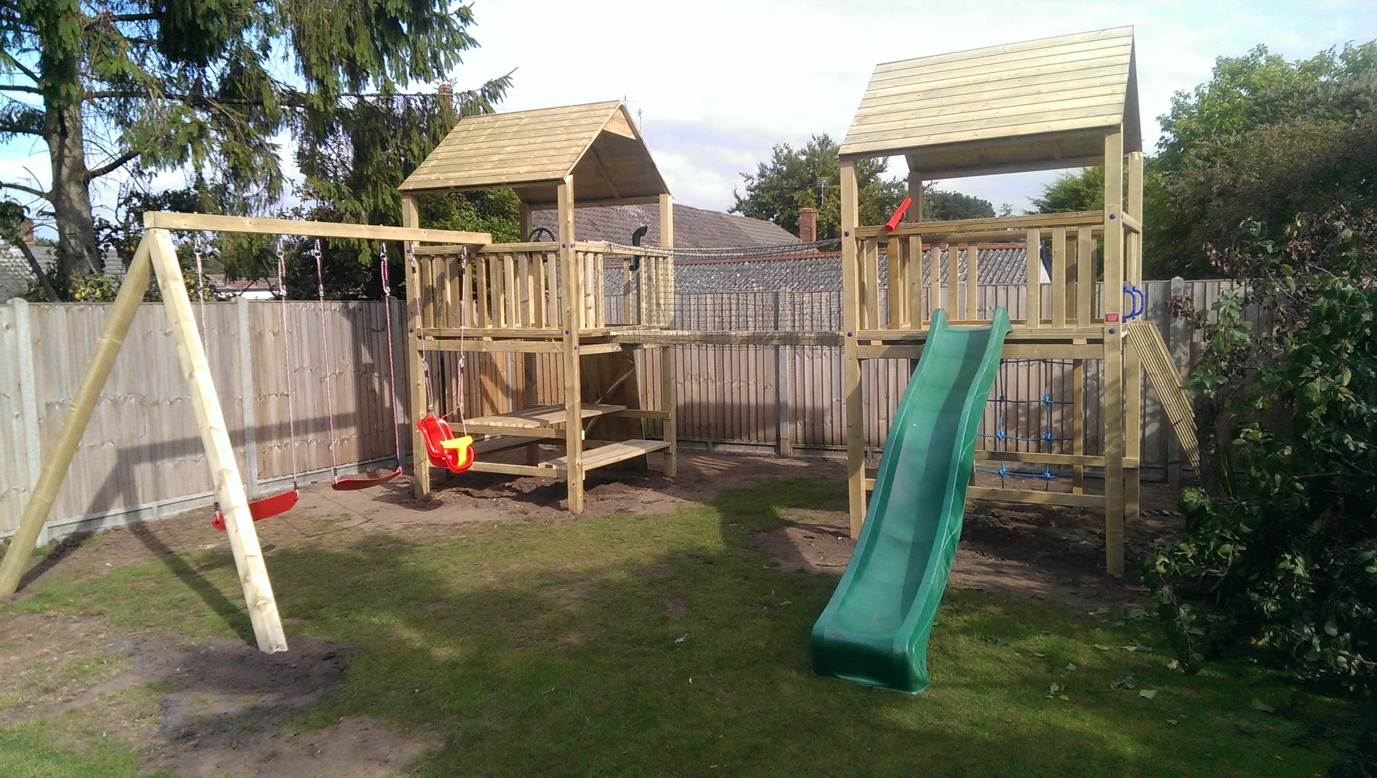 Kids Play Tower