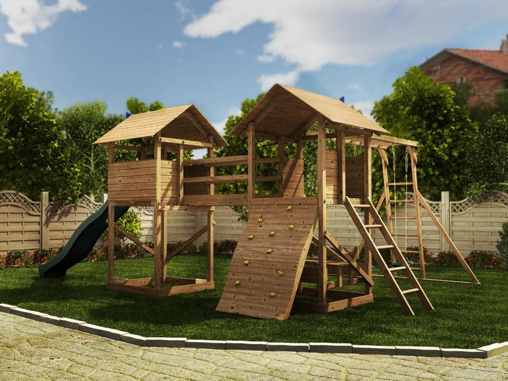 the dunster house megafort mountain climbing frame climbing frame installer. Black Bedroom Furniture Sets. Home Design Ideas