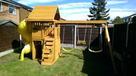 Selwood Grandview Climbing Frame