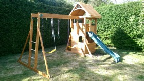 Selwood Milford Climbing Frame
