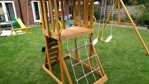 The Meadowvale Climbing Frame From Selwood Climbing Frame Installer