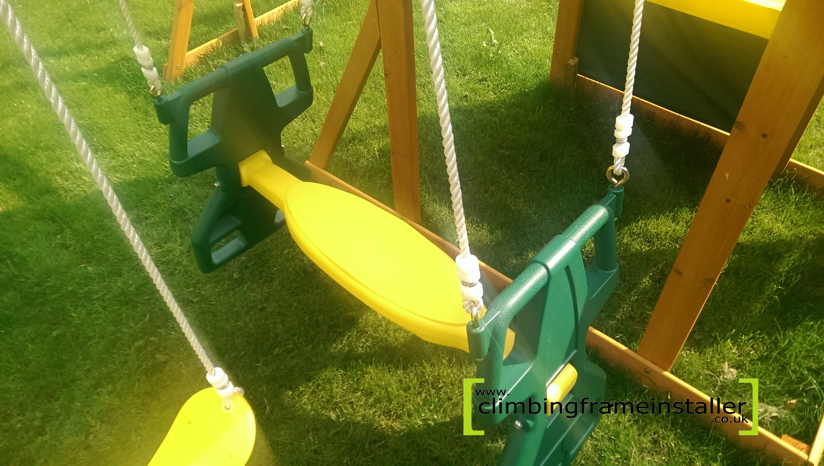 Selwood Climbing Frames with Swings