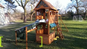 Selwood Audley Deluxe Climbing Frame