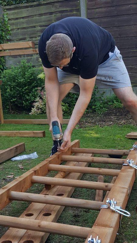 Peter Climbing Frame Installer