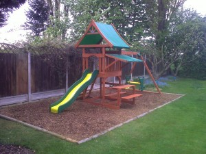Safety Flooring Specialists Climbing Frame Installer