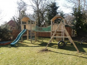 Climbing Frame Fitters