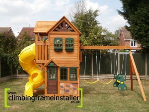 Climbing Frame Installers