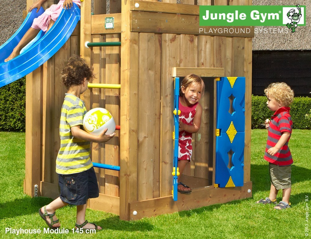 Official Jungle Gym Products Assembly Times