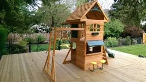 Selwood Ridgeview Deluxe Play Frame